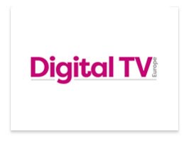 Logo Digital TV Europe