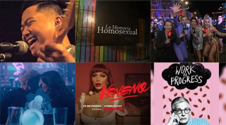 LGBTQ - Finalists - Diversify TV Excellence Awards 2020