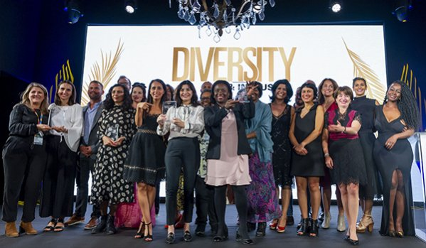Mipcom Home Diversity TV Excellence Awards 2019 photo