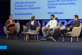 Mipcom Homepage Highlights Expert-Led Conferences photo