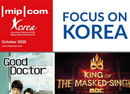 Focus on Korea - MIPCOM 2020 Country of Honour