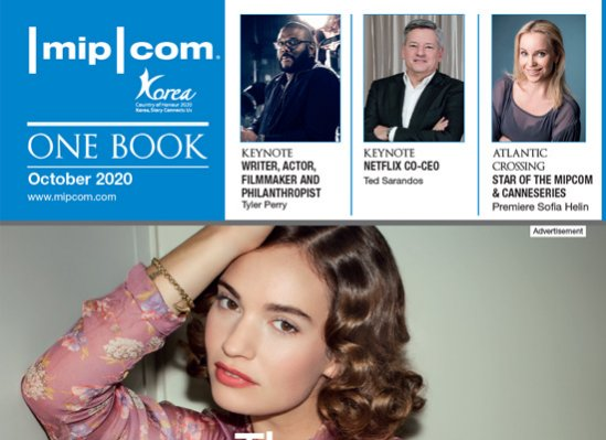 MIPCOM - ONE BOOK - Pubblication
