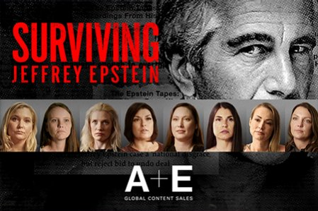 MIPCOM - Screenings - Surviving Jeffrey Epstein